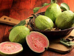Гуава — полезные свойства и применение в народной медицине