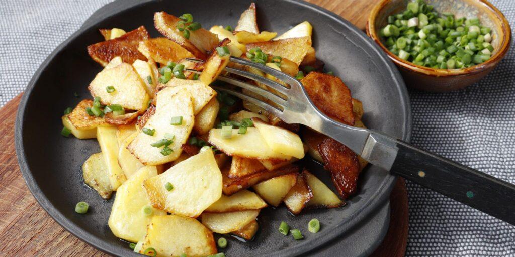 Какая картошка нужна для жарки?