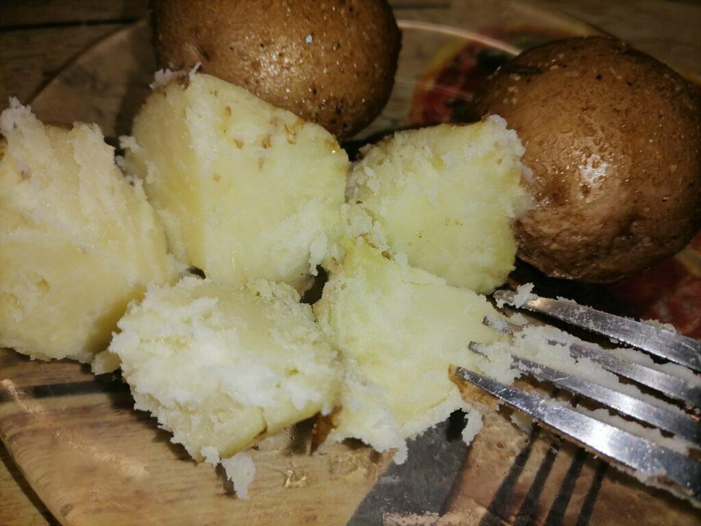 Рассыпчатость картофеля