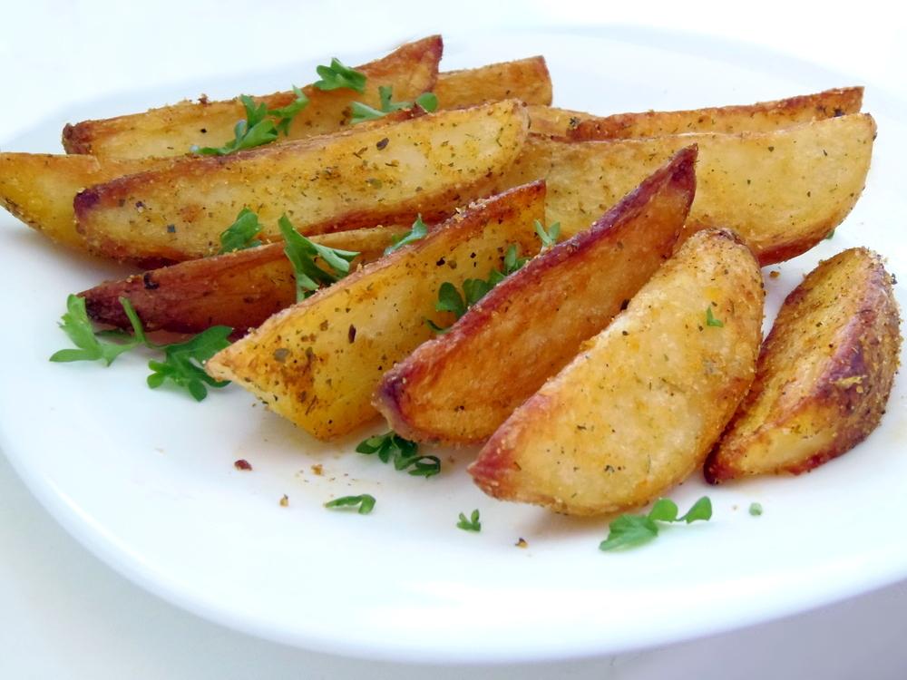 Жареный картофель Бриз