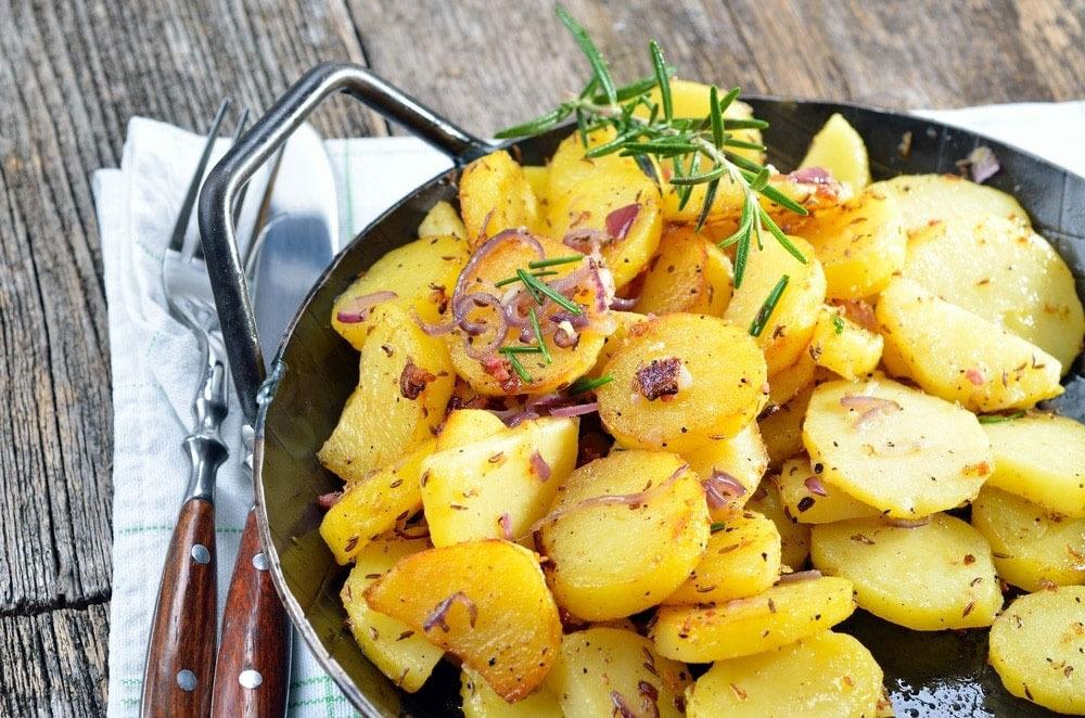 Характеристика картофеля Каратоп
